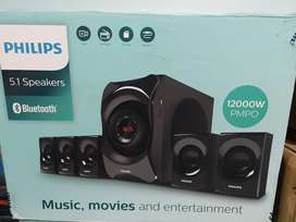 PHILIPS All models available 5.1 CH 12000W HOME THEATRE