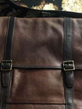 TAS FOSSIL SELEMPANG MESSENGER BAG FOSSIL EW ESTATE MBG9092
