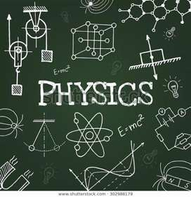 Maths and Physics online tution by IIT Graduate