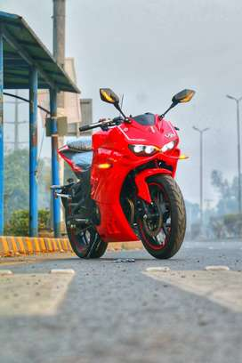 Kawasaki Ninja 250cc new shape available at ow motors