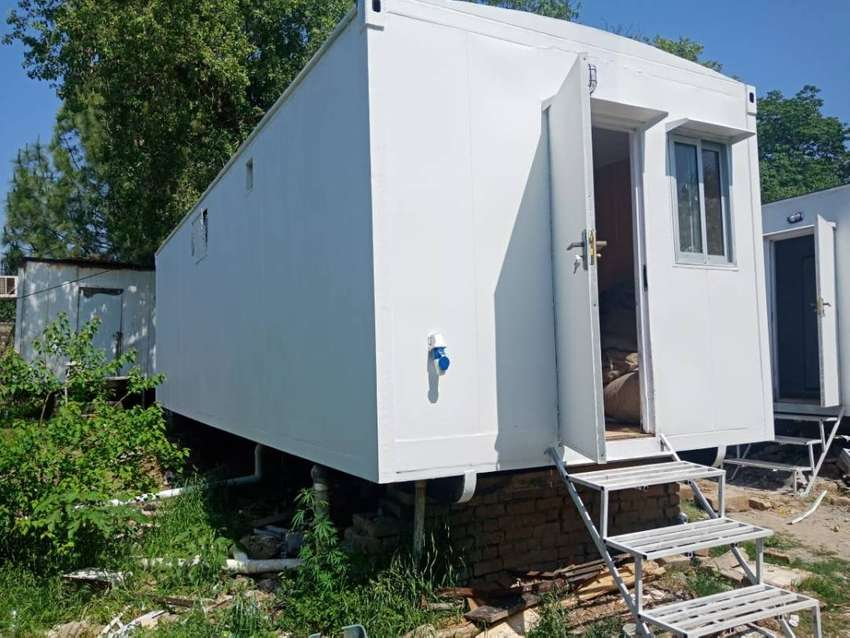 Porta cabin and dry cabin, movable containers, bullet proof cabins 0