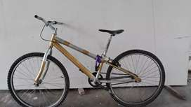 Dijual sepeda bekas