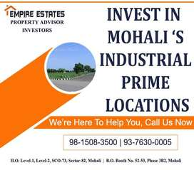 20*80 Commercial Showroom For Sale in Sector 82, Mohali