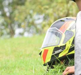 Smk helmet only 3months used. Urgent