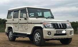 Mahindra Bolero ZLX BS IV, 2018, Diesel