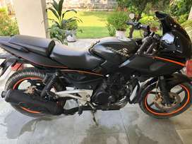 Pulsar 220, Mint condition with VIP number all service record