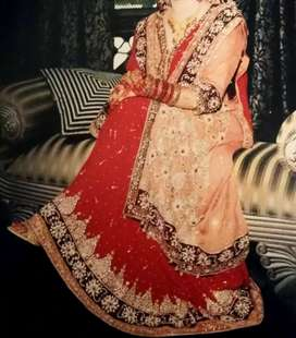 Lehnga in Cocktail Style