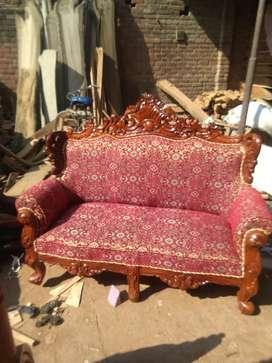 2 seater sofa shisham