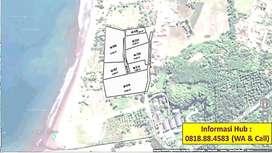 Pantai Indah Pelabuhan Ratu 3,2 Ha, BU, Jual Murah Cepat, Nego Sd Jadi