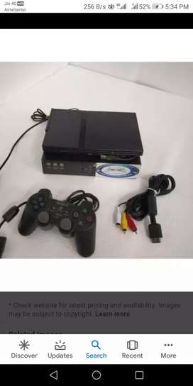 New ps2 best condition without cd