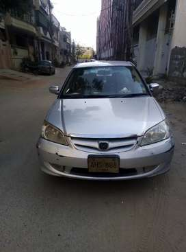 Honda civic exi automatic up for sale