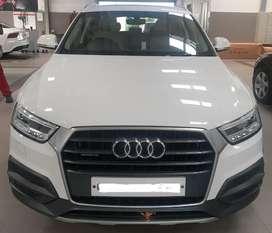 Audi Q3 3.5 TDI Quattro Technology(with Navigation), 2018, Diesel