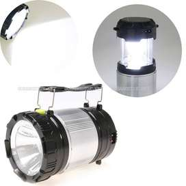 Solar Zoom Camping Lamp GL, Lentera Camping Dan Senter Tenaga Surya