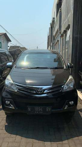 Toyota Avanza Tipe G 1.3 Manual 2015 Good Condition