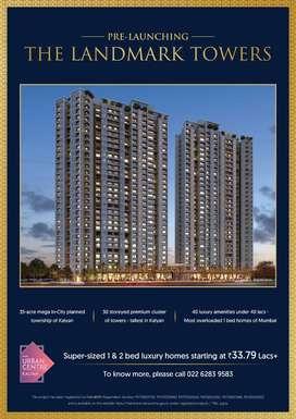 Urban Centre Kalyan West Rs. 33.75 Lakh +