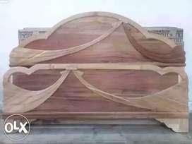 New 6-7 Shagun box bed