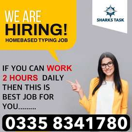 Homebased Jobs In Lahore For Students