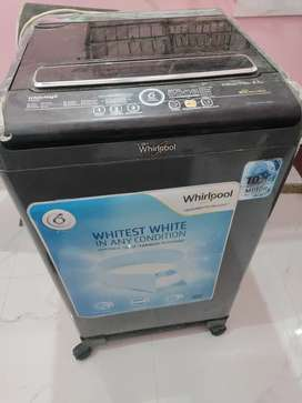 Top load automatic washing machine by whirlpool