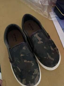 Sepatu crocs anak c12/29 malang