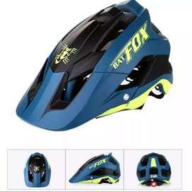 Jual Helm Sepeda Bat Fox