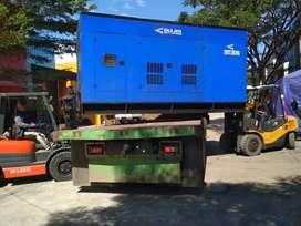 Genset Diesel s/d 1000 KVA - SEWA RENTAL - SERVICE - GARANSI - BARU