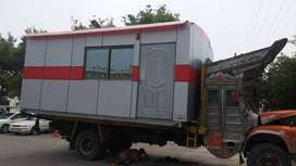 mobile container/house container/room container