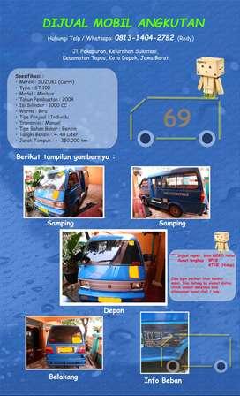 Dijual Mobil Suzuki Carry (Angkutan)