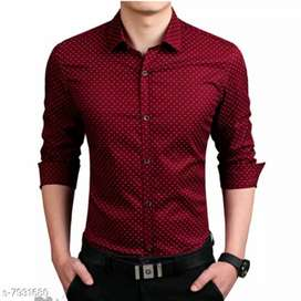 Shirts, ( Cash on delivery, Big discount offers) No extra charge.