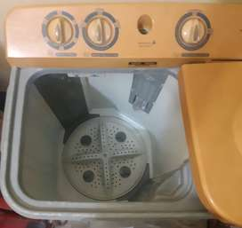 Washing machine is available for sale