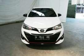 Toyota yaris trd.metik.tangan pertama dari baru