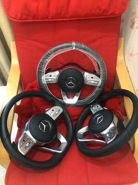 Stir Mercedes W205 W213 OEM AMG Steering Wheel C200 C250 E250 E300
