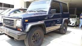 Daihatsu Taft GT 4X4 1993 mobil antik!!
