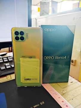 OPPO RENO 4F RAM 8/128GB MASIH FRESH