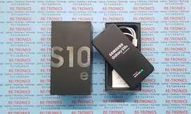 {Samsung S10e Good Condition Under Warranty 128 GB 6 GB Color Black}