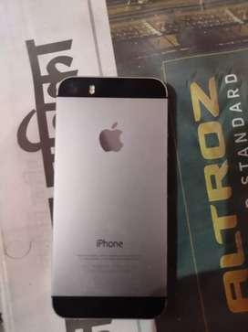 iPhone 5s 16 GB black urgent sell
