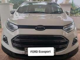 Ford Ecosport EcoSport Ambiente 1.5 TDCi, 2016, Diesel