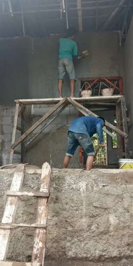 Tukang bangunan bangunan