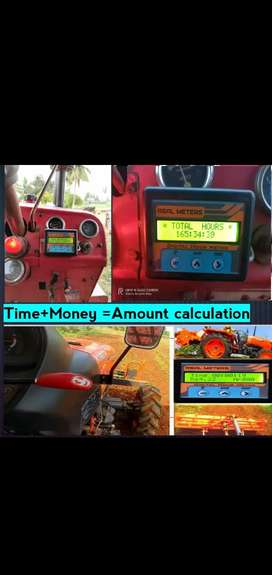 Tractor Time meter