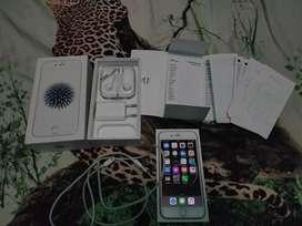 iphone 6 32gb garansi resmi ibox mulus