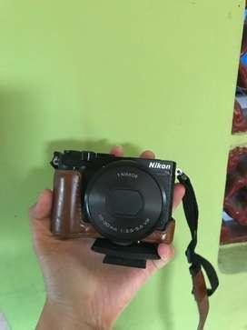 Mirrorless Nikon J5 mulus