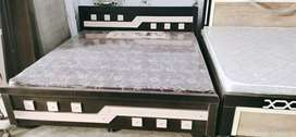 Brand New 6*6 Double Latest Design Bed