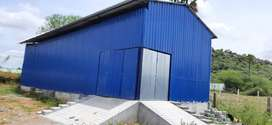 Godown/Factory space for Rent