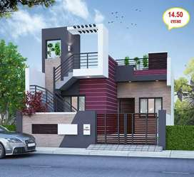 2bhk independent singlex bungalow