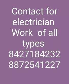 Electrical work ke liye