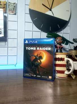 Kaset BD PS4 Shadow of The Tomb Raider Reg 3 Second Mulus