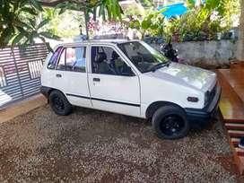 Maruti Suzuki 800 1996 Petrol Good Condition