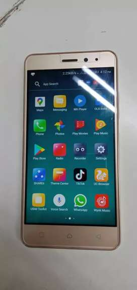 Lenovo k6 power gold colour 3GB 32GB