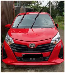 Toyota Calya E 2019