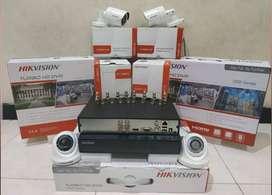 BIG PROMOOO TERMURAH!! | CCTV HIKVISION  2MP 2-16CH