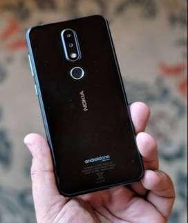 Nokia 6.1 Plus, 4GB-64GB, Black, 2020